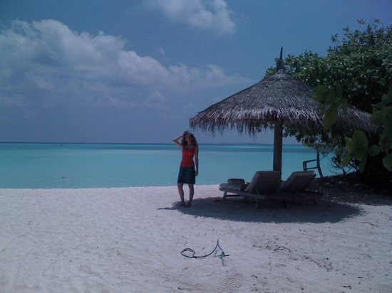 Haa Aliff Atoll : Mareeeeeee 