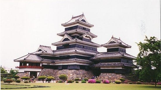 the Black castle-Matsumoto