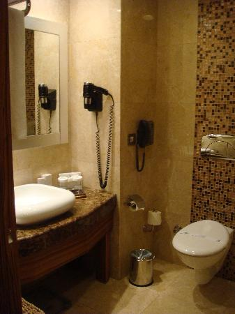 Holiday Inn Istanbul-Sisli: Bathroom