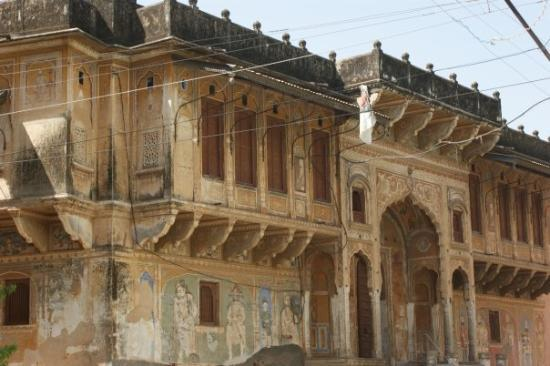 Nawalgarh India  City pictures : Nawalgarh, India: This one hasn't...