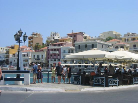 Kreta - Agios Nikolaos