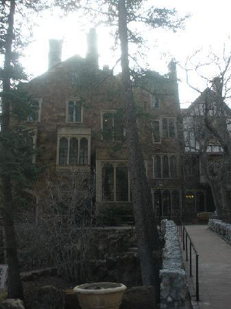 Glen Eyrie Castle &amp; Conference Center: Glen Eyrie
