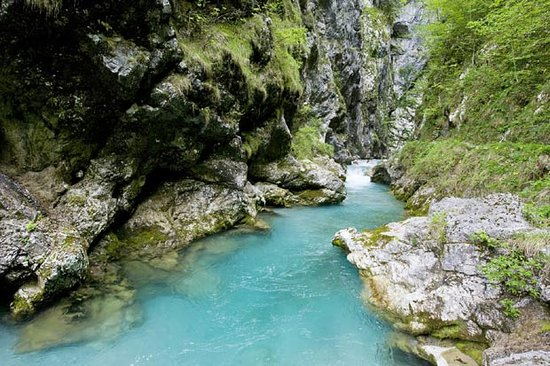 Tolmin Gorges Foto Fabio Ferarri