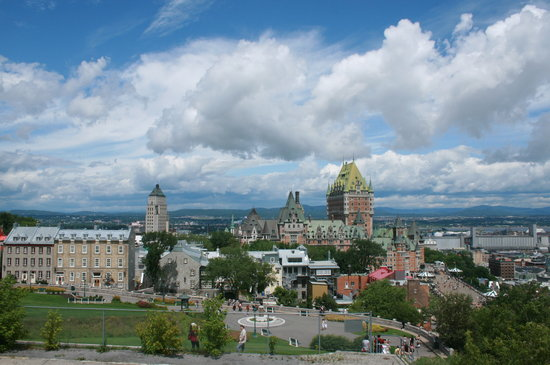 Quebec, Canada: ville de Qubec