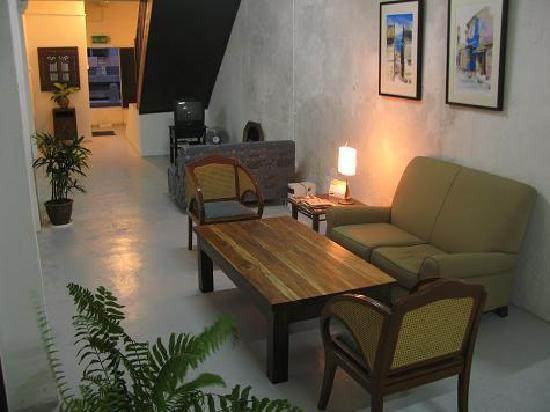 River View Guest House: Common Area