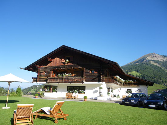 Mountain Chalet Pra Ronch : Estate 