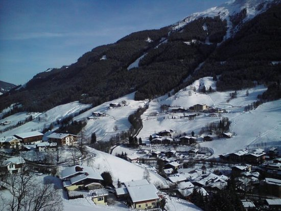 Saalbach bed and breakfasts
