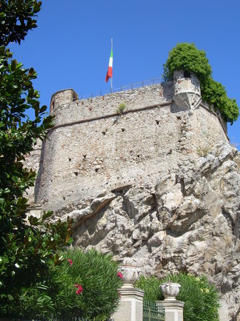 Pietra Ligure, Italien: castello