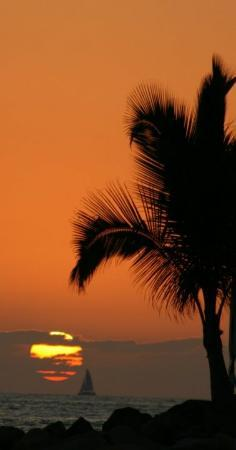 Villa del Palmar Beach Resort &amp; Spa: Sunset at the beach in Puerto Vallarta, Mexico. More pictures will come soon. (c) Burhan Gharaib