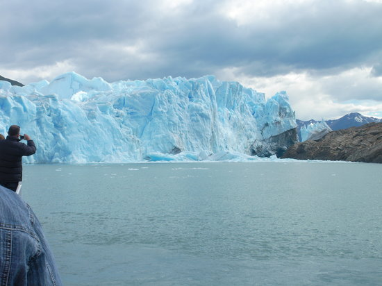 El Calafate, Argentina: siamo nel braccio ricco sul catamarano