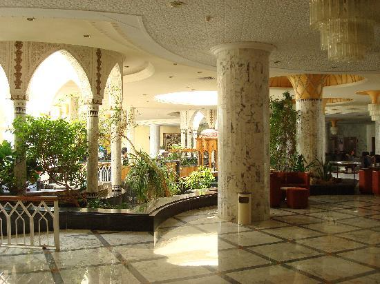 Hotel Foyer Montreal : Hotel foyer picture of tej marhaba sousse