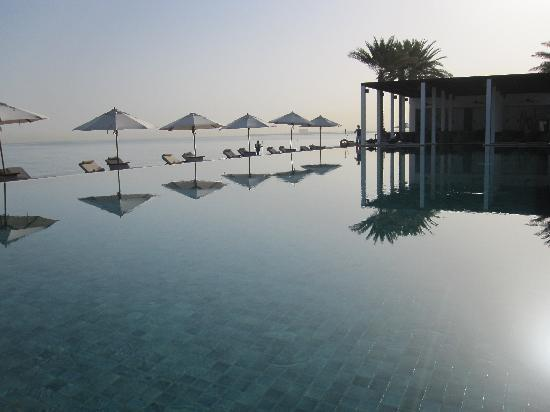 The Chedi Muscat, a GHM hotel: Chedi Pool