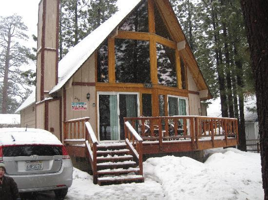 Vacation Cabins In Big Bear California