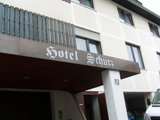 Hotel-Restaurant Schuetz