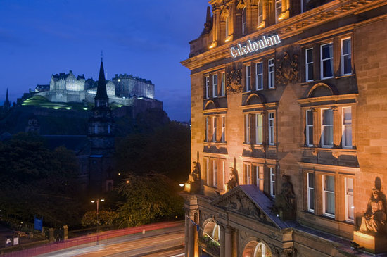 Photo of The Caledonian, A Waldorf Astoria Hotel Edinburgh