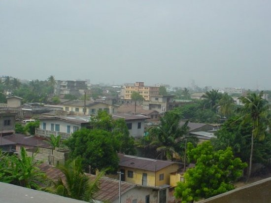 Cotonou bed and breakfasts