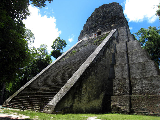 San Ignacio, Belize: Tikal, Guatemala