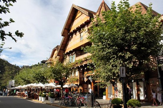 Restaurants in Campos Do Jordao