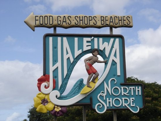 Haleiwa Foto