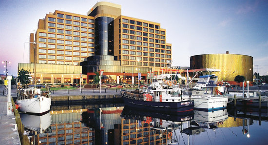 Grand Chancellor Hotel Hobart: Hotel Grand Chancellor Hobart