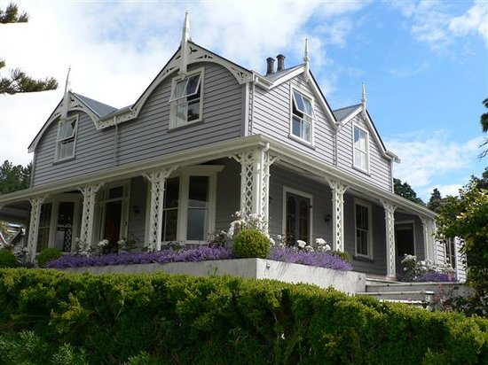 Akaroa House: Main House