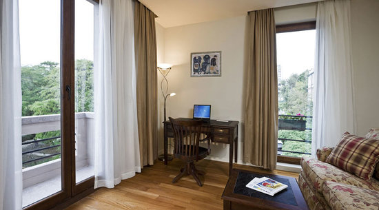 Galateia Residence: Business Room at Deluxe Apartments