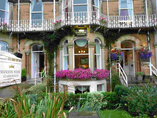 Mansion House Bed And Breakfast Scarborough