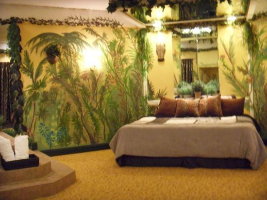 Inn of the Dove - Bensalem: Jungle Suite
