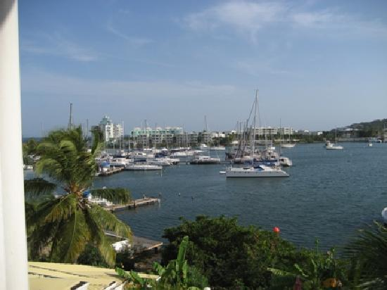 the marina_view from la caravelle