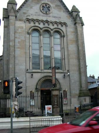 Ayr, UK: A church converted into a PUB!?!!..