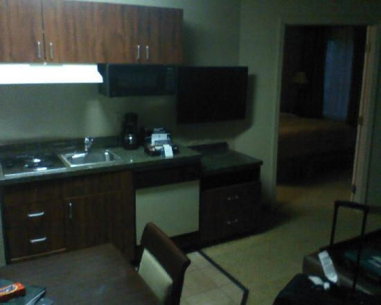 Homewood Suites by Hilton Atlanta - Buckhead: Kitchen