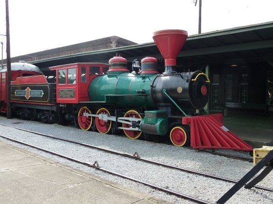 Σατανούγκα, Τενεσί: The Chattanooga Choo Choo, Chattanooga Tennessee