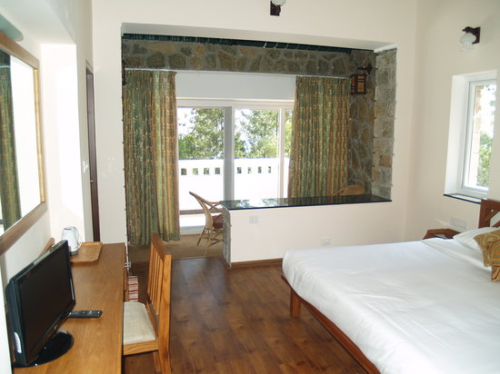 ‪‪Kaivalyam Retreat‬: Cottage room - Internal‬