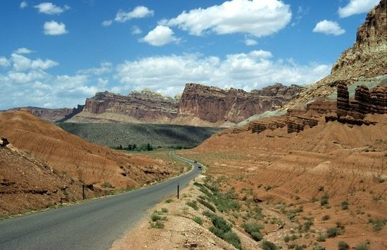 Capitol Reef National Park attractions