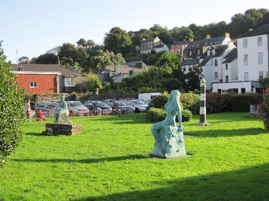 Ashgrove B&B: Kinsale town center
