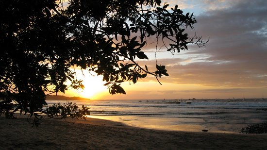 Sunset in Tamarindo