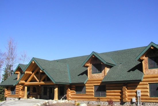 Bear Mountain Lodge Entry