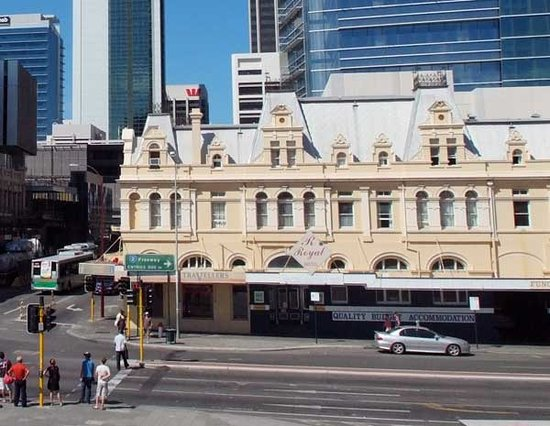 Photo of Royal Hotel Perth