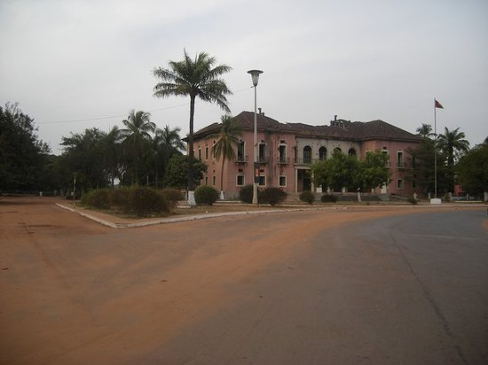 Bissau bed and breakfasts