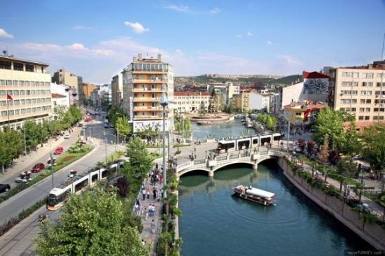 Eskisehir attractions