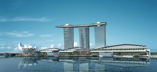 Singapore, Singapore: Marina Bay Sands