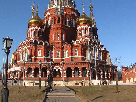 Izhevsk, Russia: Cathedral