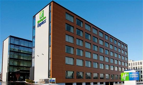 Holiday Inn Express Zurich Airport: Aussenansicht
