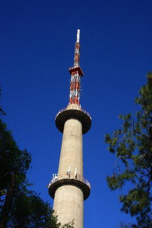 Doordarshan TV tower Kasauli