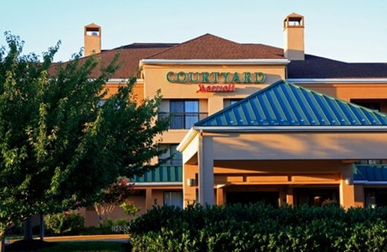 Courtyard by Marriott Frederick: Welcome to the Frederick Courtyard by Marriott!