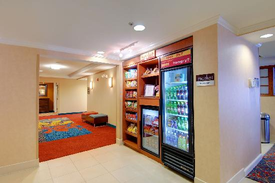 "Residence Inn Frederick: ""The Market"" Offering convenience items 24 hours a day"