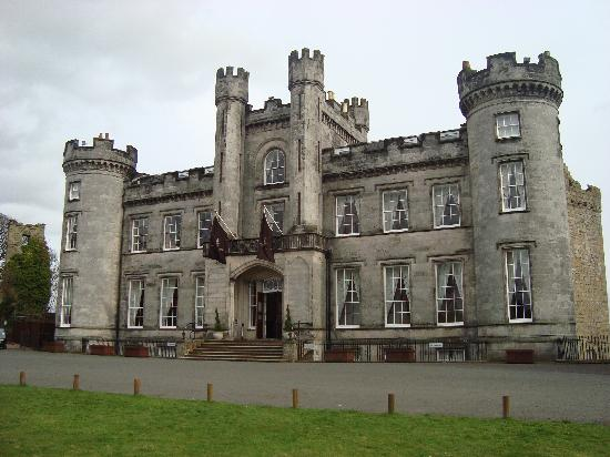 Front Of Castle Picture Of Airth Castle Amp Hotel Airth