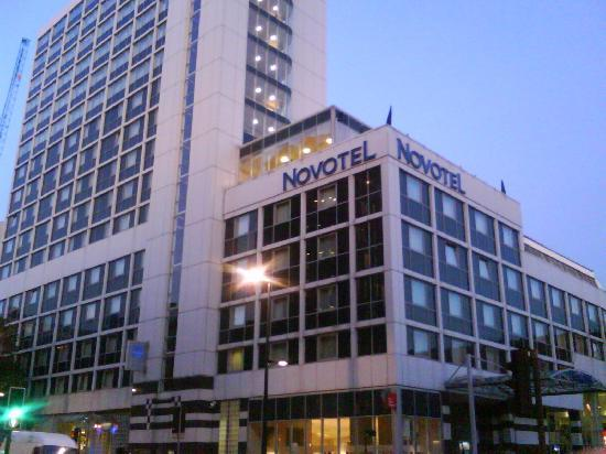 The novotel in st pancras picture of pullman london st pancras london tr - Hotel pullman saint pancras ...