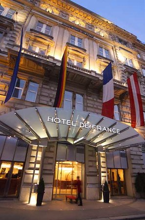 Photo of Hotel de France Vienna