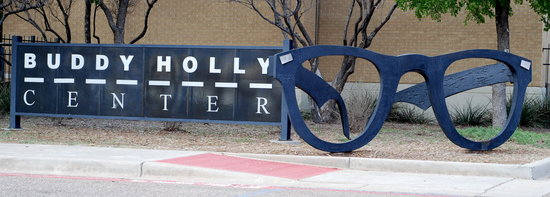 Lubbock, TX : Buddy Holly Center